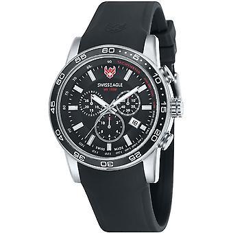 Swiss Eagle SE-9057-01 men's watch