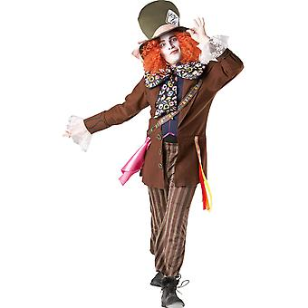 Adult Mad Hatter Costume- Alice in Wonderland