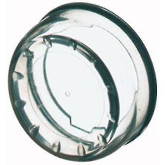 Eaton M22-T-D Skyddande PVC-hud för tryckknappar runda (Ø x H) 32 mm x 13,5 mm Transparent 1 st(ar)