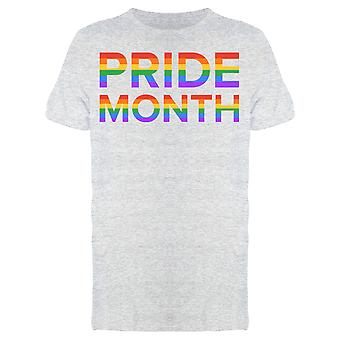 Lgbt Pride Month Human Love Tee Men's -Image by Shutterstock
