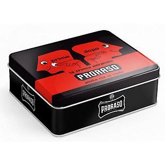 Ravitseva primadopo Vintage Box-preshave/CR me Raser/Balm huhtikuu ajella