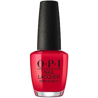 Opi Scotland 2019 Fall Nail Polish Collection - Red Heads Ahead (NLU13) 15ml