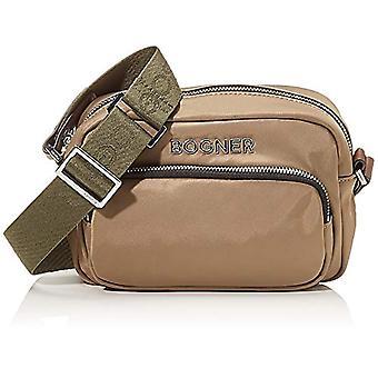 بوغنر 4190000200 حقيبة كتف المرأة البني (براون (كاكي 603)) 7x14x20 سم (B x H x T)