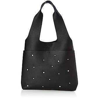 s.Oliver (Bags) Shopper - Black Women's Shoulder Bags (Black) 8x34x35 cm (B x H T)