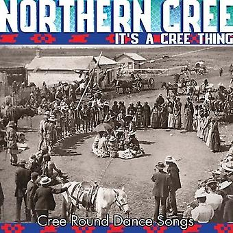 Northern Cree - It's a Cree Thing [CD] USA import