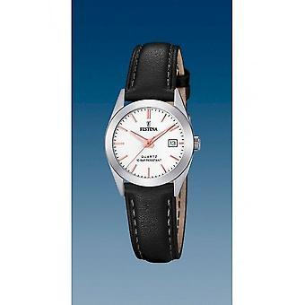 Festina - Wristwatch - Ladies - F20447/A - Steel Strap Classic
