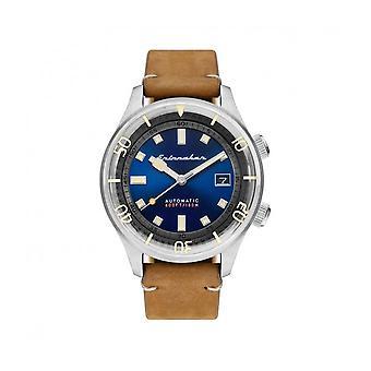 Spinnaker - Wristwatch - Men - Bradner cuir - SP-5062-05 - Orange