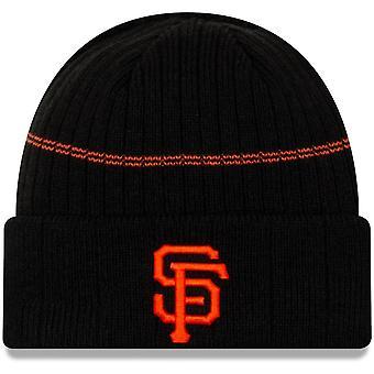 New Era Mlb San Francisco Giants Primary Logo On-field Sport Cuffed Knit