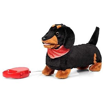 Animigos Scampering λουκάνικο σκύλος κινούμενα μαλακό τοίρισμα