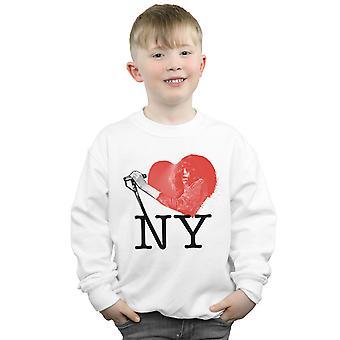 Joey Ramone jongens ik hart NY Sweatshirt