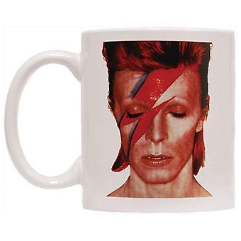 David Bowie Aladdin Sane Ceramic Mug