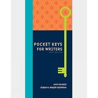 Pocket Keys for Writers - Spiral bound Version by Susan Miller-Cochra