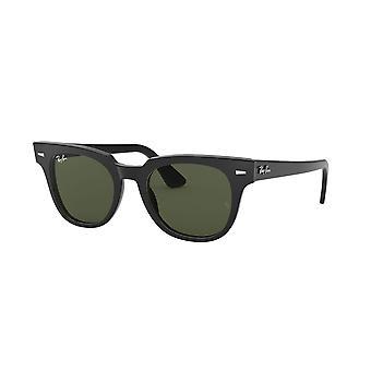 Ray-Ban Meteor RB2168 901/31 Black/Green Sunglasses