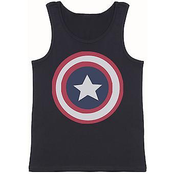 Captain Awesome - Mens Vest