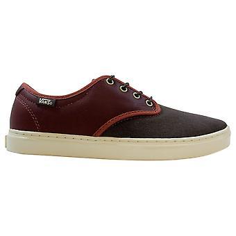 Vans Ludlow+ Henna Leather VN0004O38OD Men's