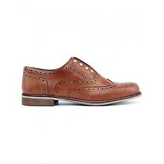 Made in Italia - Schuhe - Slipper - TEOREMA_CUOIO - Damen - peru - 38