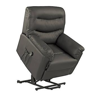 Regency Rise & Recline Cadeira Preta