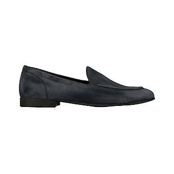 Donald J Pliner Mens Mathis Fabric Closed Toe Penny Loafer