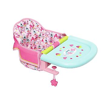Baby Born Table Feeding Chair Accessory Toy