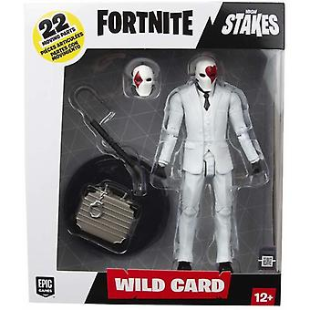 Fortnite - Wild Card Red Action Figure 18cm