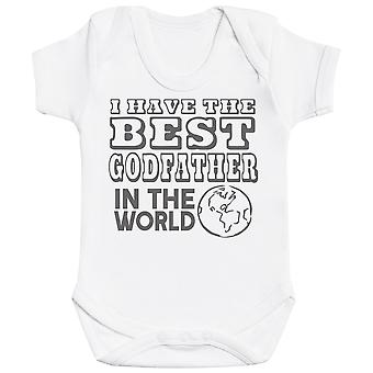 I Have The Best GodFather In The World Baby Bodysuit