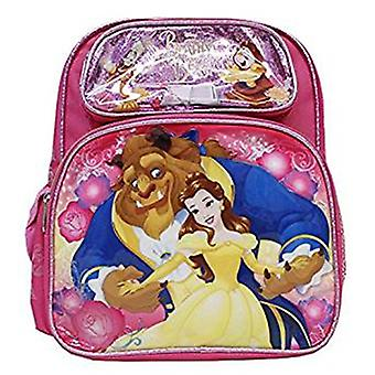 Small Backpack - Disney - Beauty And The Beast - Belle 12