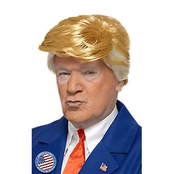 President Trump Light Blonde Wig