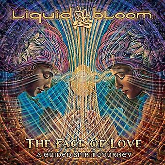 Liquid Bloom - Face of Love: A Guided Spirit Journey [CD] USA import