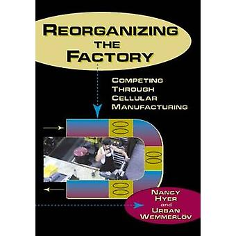 Reorganizing the Factory Competing Through Cellular Manufacturing by Hyer & Nancy