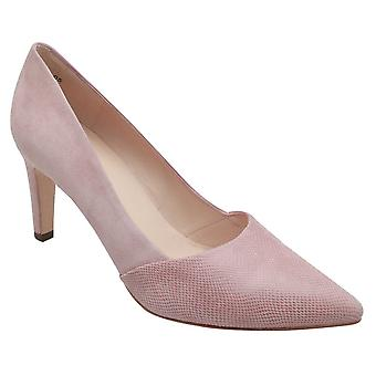 Peter Kaiser Ekatarina Mauve High Heel Court Shoe
