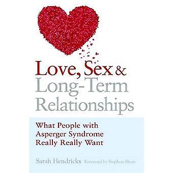 Kärlek - Sex och långsiktiga relationer - vad folk med Aspergers Syn