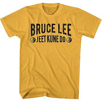 American Classics Bruce Lee Jeet Kune Do T-Shirt - Ginger