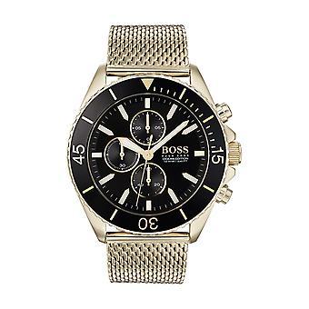 Hugo Boss ATHLEISURE 1513703 - Uhr Chronograph Stahl Dor Mann