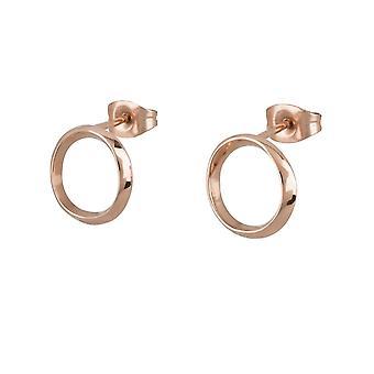 Breil Earrings TJ2201 - Dor Rose Steel