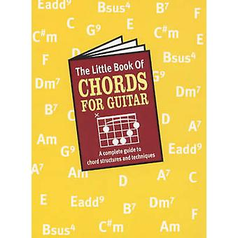 The Little Book Of Chords For Guitar by Music Sales Corporation