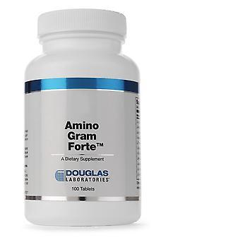 Amino-gram Forte (100 tabletten)-Douglas Laboratories