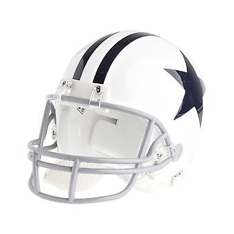 Riddell VSR4 Mini Football Helmet - NFL Dallas Cowboys 1960-63