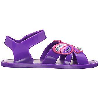 Kids Western Chief Girls Sandbox Sandal Buckle Ankle Strap Slide Sandals