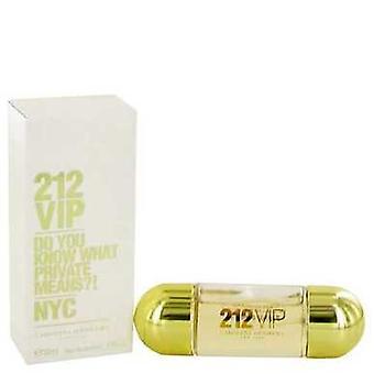 212 Vip de Carolina Herrera Eau De Parfum Spray 1 Oz (femmes) V728-482023
