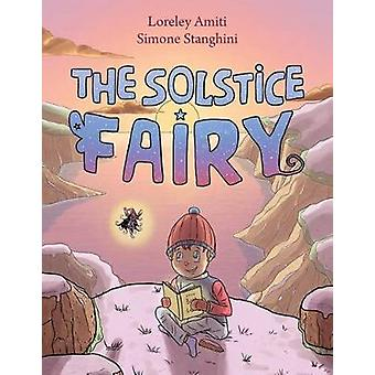 The Solstice Fairy picture book by Amiti & Loreley