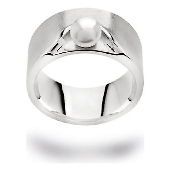 Bastian Inverun Ring Sterling Silver 23361 Ring Size 58 (18.5mm)