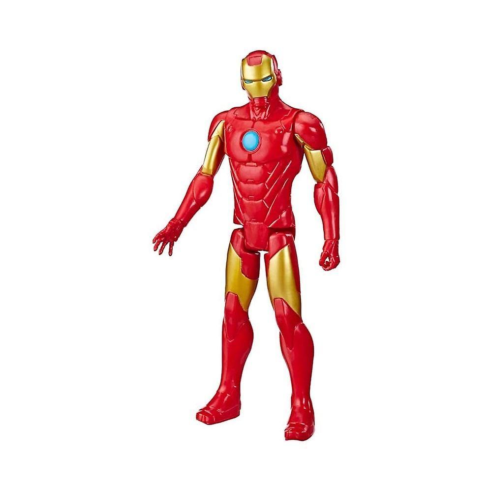 Marvel Avengers Iron Man Endgame Titan Hero 12 Tums Action Figur
