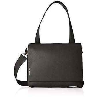 Mandarin Duck Mellow Black Women's Handbag 10x21x28.5 cm (B x H x T)