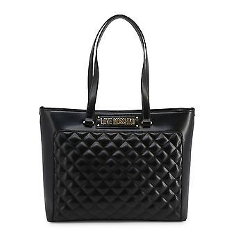 Love moschino women's shopping bag various colours jc4003pp18la