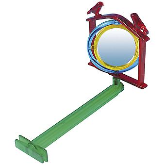 Ica Neon Toy Mirror with Hanger (Birds , Toys)