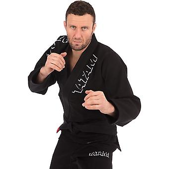 Tatami Fightwear Shadow BJJ Gi - Black