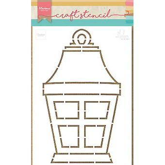 Marianne Design Craft Stencil Lantern By Marleen Ps8039 149x210 mm