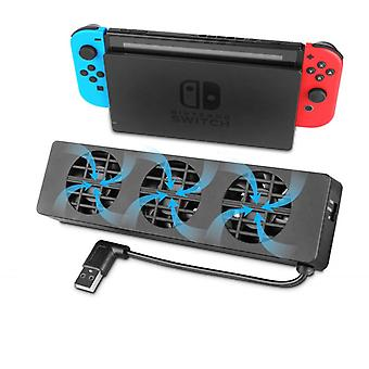Cooling fan for Nintendo Switch Charging Station - 3 fans