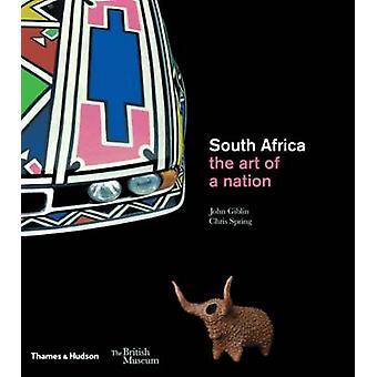 Zuid-Afrika - de kunst van een natie door John Giblin - Chris Spring - 978