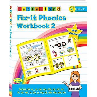Fix-it Phonics - Level 2 - Workbook 2 (2nd Edition) by Lisa Holt - 97